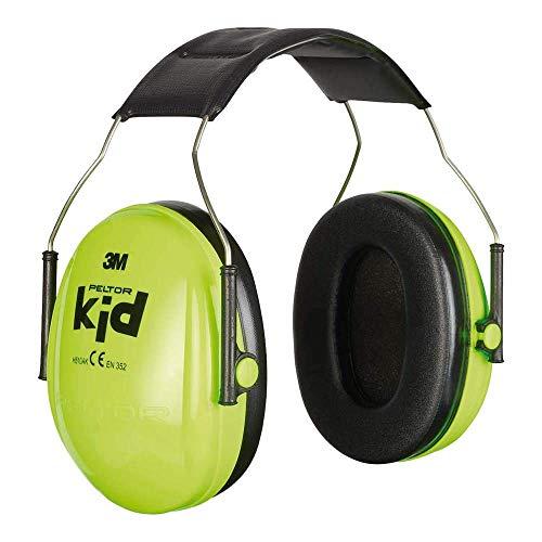 3M Peltor Kid Kapselgehörschützer - Kinder Gehörschutz - Altersbereich über 5 Jahre