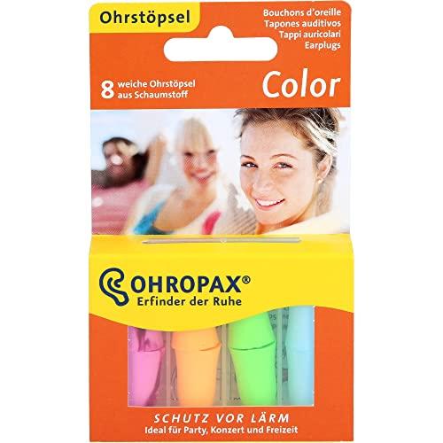 Gehörschutzstöpsel: Ohropax Color Ohrstöpsel