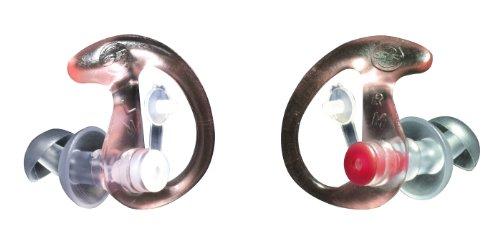 Gehörschutz Ohrstöpsel: Gehörschutz Surefire Sonic Defenders EarPro EP3 Größe M ideal für Jäger, Polizei, Militär und Sportschützen.